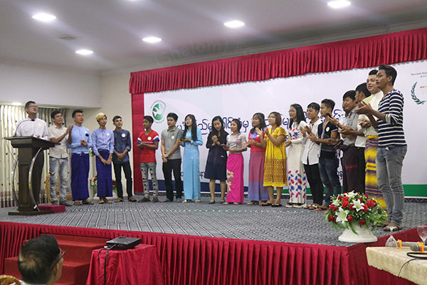Interfaith Youth Peace Forum in Kayin State