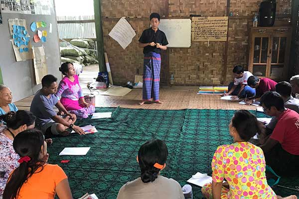 Peacebuilding Concept & Interfaith Dialogue in Moe Kaung Township