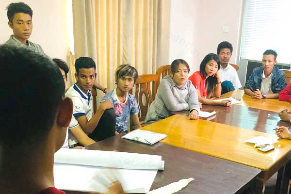Quarterly Active Youth Coordination Meeting & Networking in Yangon
