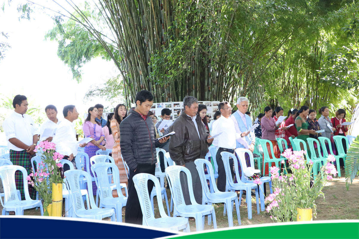 Peace Center (Nawng Nang) Day in Myitkyina