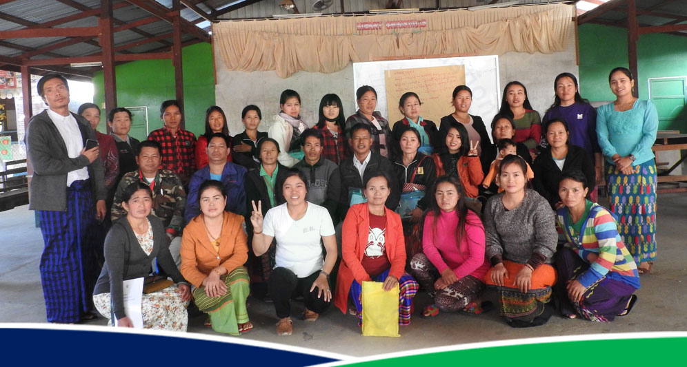 Peace Building Training in Winemaw – DPP