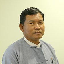 Rev. Saw Min Lwin